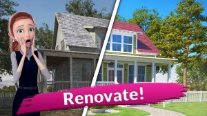 Flip This House: Design & Home Makeover Games 3D 1.103 Screen 8