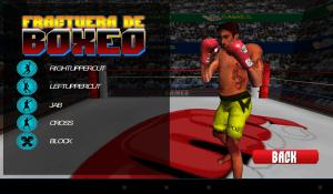 3D Boxing 2.3 Screen 1