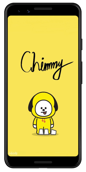 Android BT21 HD Wallpapers and Backgrounds Screen 5