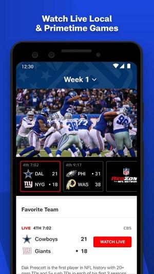 NFL 17.5.0 Screen 12