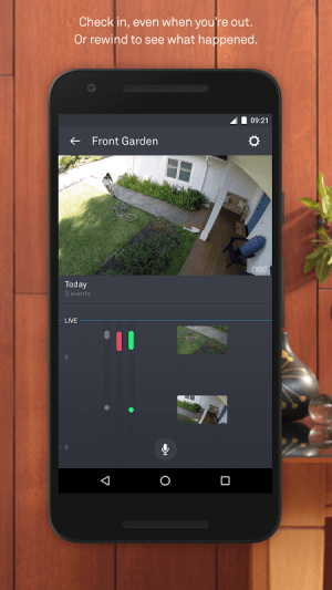 Nest 5.10.0.29 Screen 2