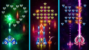 Space shooter - Galaxy attack - Galaxy shooter 1.407c Screen 2