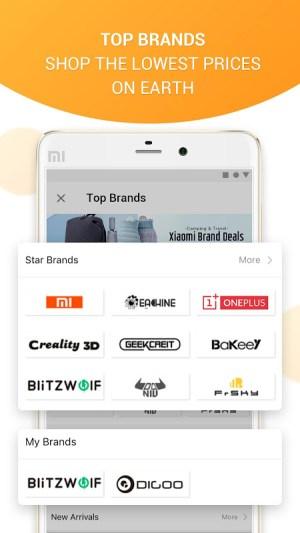 Banggood - Easy Online Shopping 6.12.1 Screen 1