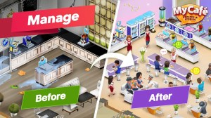 My Cafe — Restaurant management game & Recipes 2021.8.4 Screen 13