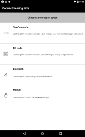 Rexton App 2.3.40.2717 Screen 2