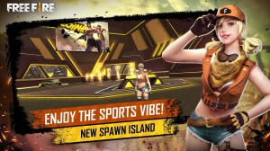 Android Garena Free Fire: BOOYAH Day Screen 1