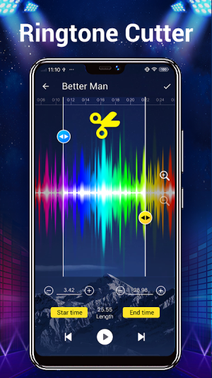 Music Player 3.5.6 Screen 3