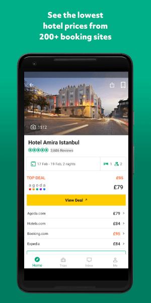 TripAdvisor Hotels Restaurants 30.0 Screen 9