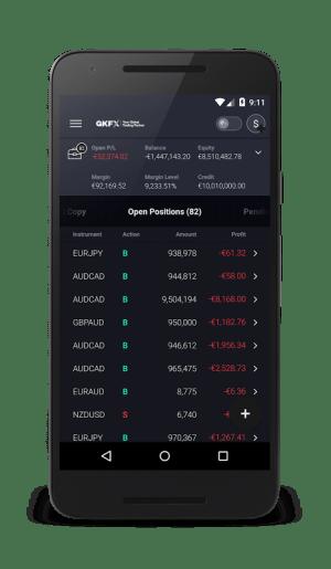 GKFX SIRIX Mobile 1.14.24.00000 Screen 2