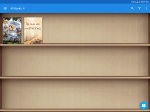 Moon+ Reader 5.2.3 Screen 5