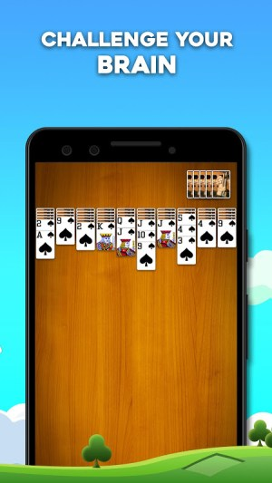 Android Spider Solitaire Screen 6