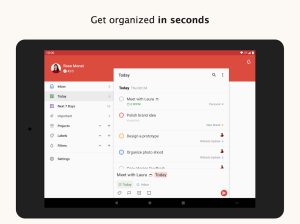 Todoist: To-Do List, Tasks & Reminders 15.0.1 Screen 8