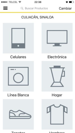 Coppel 4.3.2 Screen 6