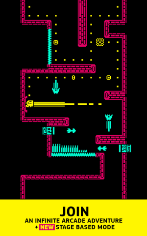 Tomb of the Mask 1.4.1 Screen 7