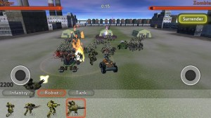 Android Zombie War Dead World 2 Screen 5
