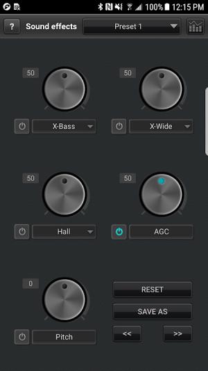 jetAudio HD Music Player 10.0.1 Screen 14