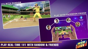 WCB LIVE Cricket Multiplayer:Play PvP Cricket Game 0.4.6 Screen 4