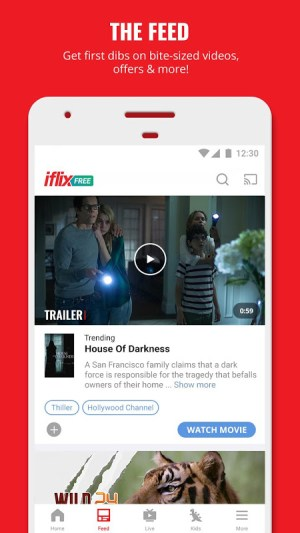 iflix 3.35.0-18361 Screen 8