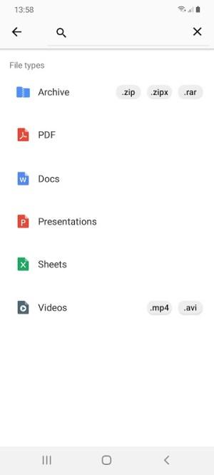 WinZip – Zip UnZip Tool 5.2.1c Screen 1