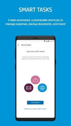 HP Smart 7.1.161 Screen 10