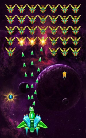 Android Galaxy Attack: Alien Shooter Screen 14