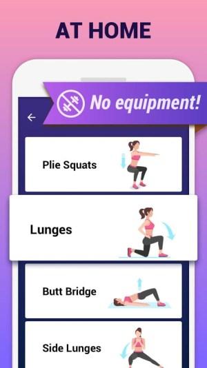 Buttocks Workout - Hips, Legs & Butt Workout 1.1.35 Screen 2