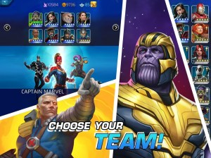 MARVEL Puzzle Quest: Join the Super Hero Battle! 196.517093 Screen 10