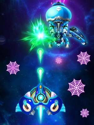 Space shooter - Galaxy attack - Galaxy shooter 1.407c Screen 6
