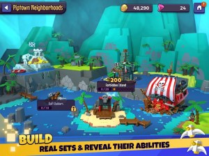 LEGO® Legacy: Heroes Unboxed 1.0.8 Screen 1