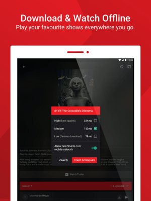 iflix 2.32.0-6366 Screen 13