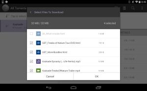 BitTorrent® Pro - Official Torrent Download App 6.2.0 Screen 6