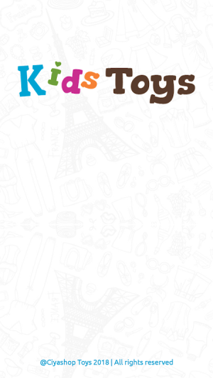 Android Ciyashop KidsToys Screen 5