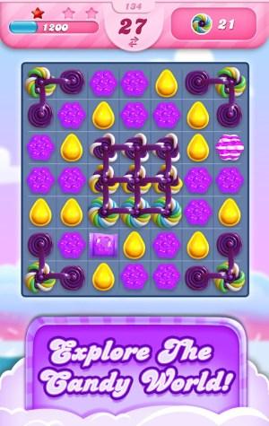 Candy Crush Saga 1.210.2.1 Screen 4
