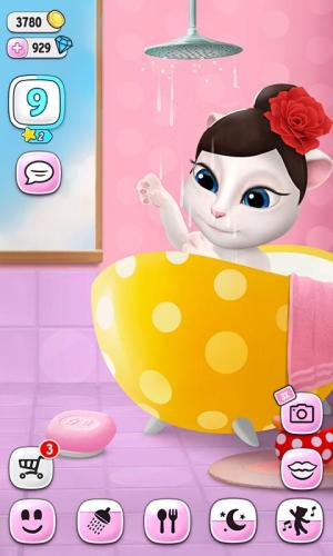 Android My Talking Angela Screen 8