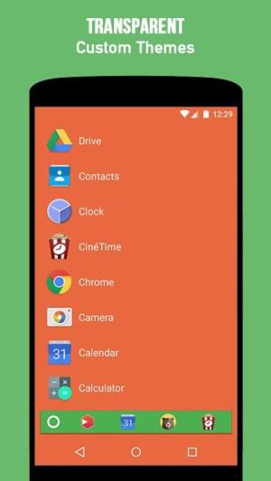 KISS Launcher 3.5.3 Screen 5