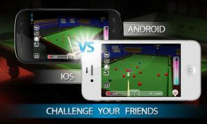 Android Snooker Knockout Tournament Screen 7