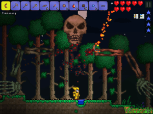 Terraria. 1.2.6787 Screen 7