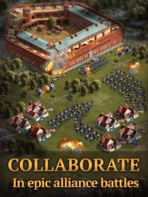 Android War and Peace: The #1 Civil War Strategy Game Screen 14