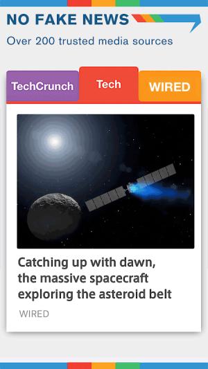 SmartNews: World News & Breaking News Stories 5.15.0 Screen 2