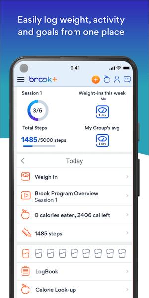 Brook+ 5.6 Screen 1