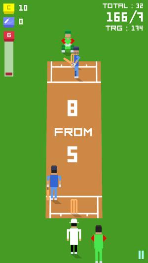Sprint Cricket: CHAMPIONS LEAGUE 1.94 Screen 3
