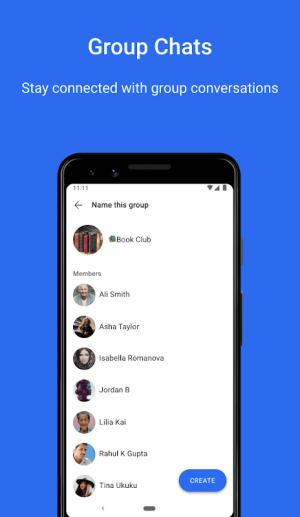 Signal Private Messenger 5.0.0 Screen 2