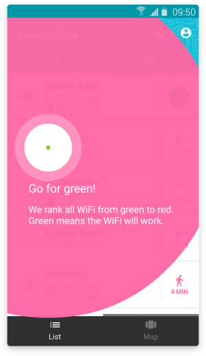 Free WiFi by Instabridge 17.7.9arm64-v8a Screen 1