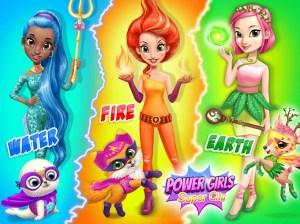 Power Girls Super City - Superhero Salon & Pets 7.0.50006 Screen 3