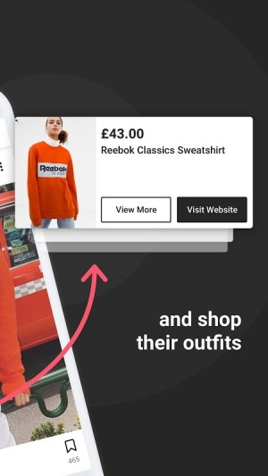 21 Buttons - Fashion Network & Clothes Shopping 4.7.3 Screen 2