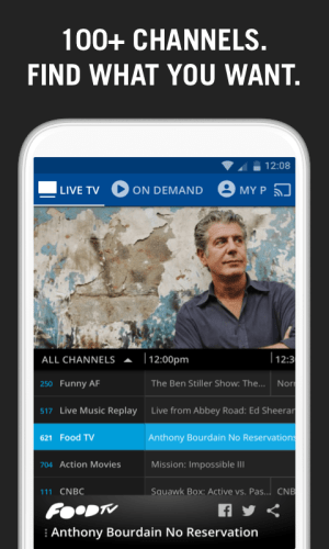 Pluto TV - It's Free TV 3.3.4-leanback Screen 1