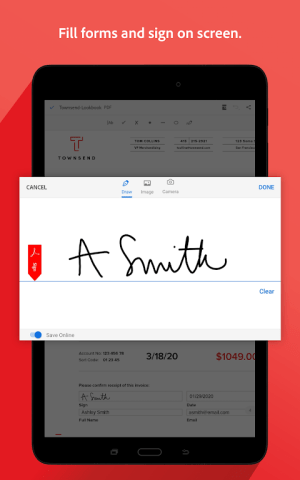 Adobe Acrobat Reader 21.3.0.17414 Screen 13