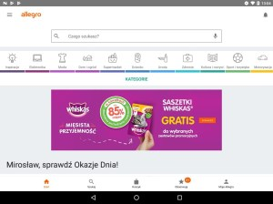 Allegro - convenient and secure online shopping 6.18.1 Screen 8