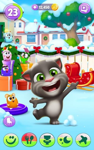 My Talking Tom 2 1.1.5.25 Screen 12