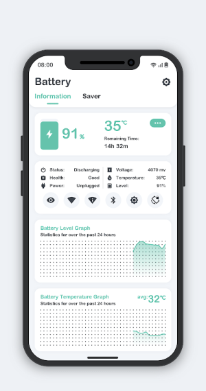 Battery Monitor 8.3.5 Screen 7